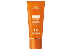 Estherderm Adaptasun Sensitive Skin Tanning Face Cream - Normal to Strong Sun