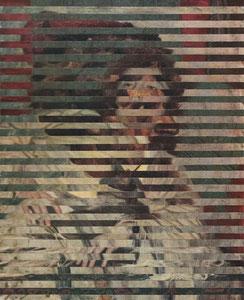 """И.Н. Крамской 1837-1887; """"Девушка с кошкой"""".  + В.И. Суриков 1848-1916; """"Стрелец в шапке"""" (этюд к картине """"Утро стрелецкой казни""""), 1881."""
