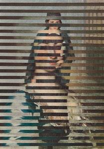 """Д.Г. Левицкий 1735-1822; """"Портерет неизвестной в голубом платье"""", 1784.  +  Н.А. Ярошенко, 1846-1898; """"Куртизанка"""", 1883."""