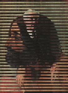 """К.М. Максимов 1913-1994; """"Портрет академика Б.Д. Грекова"""", 1951.  +  А.А. Иванов 1806-1858; Мужская голова, этюд к картине """"Явление Христа народу"""" 1837-1858."""