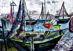 73   Hafen - Öl
