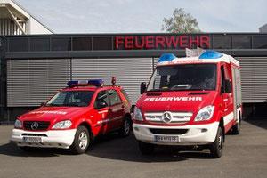 Kommandofahrzeug (KDO) Kleinrüstfahrzeug mit Bergeausrüstung und Allradantrieb (KRFBA)
