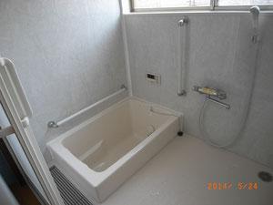 浴室リフォーム1 - after
