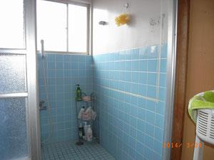 浴室リフォーム2 - before