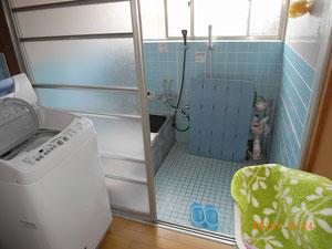 浴室リフォーム4 - before