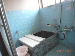 浴室リフォーム1 - before