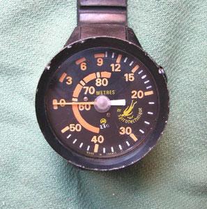 Version noir mat Ref 21 Réglage 0, sans Aiguille Trainante