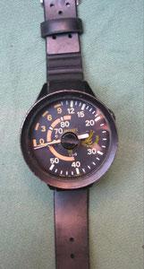 Version noir mat Ref 22  Réglage 0, avec Aiguille Trainante