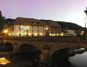 HOTEL LE PONT D'OR