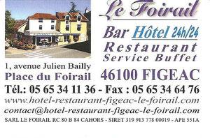 HOTEL LE FOIRAIL