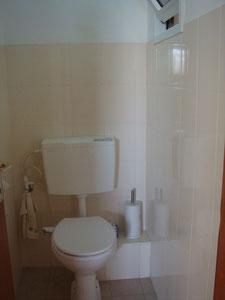 WC séparés