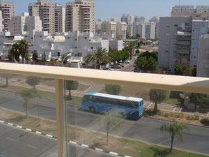 Vue 1er balcon