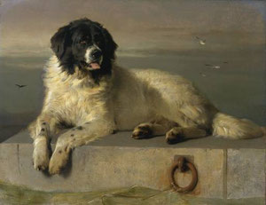 A Distinguished Member of the Humane Society - Dated 1831