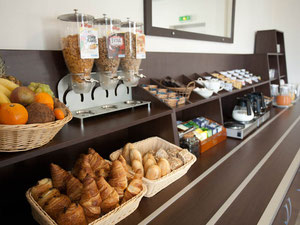Buffet Petit-Déjeuner - UNICMOB MOBILIER HOTEL