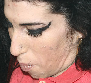 Amy Winehouse  Camden, London UK