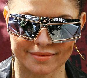 Fergie of Black Eyed Peas. London UK