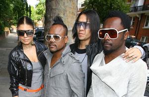 Black Eyed Peas. London UK