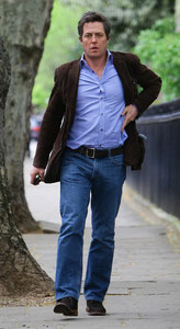 Hugh Grant London UK