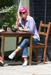 Lily Allen London UK