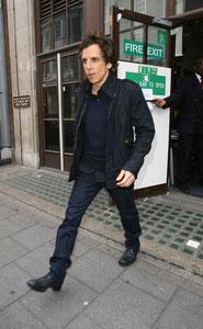 Ben Stiller London UK