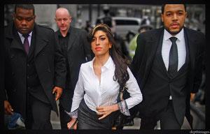 Amy Winehouse Milton Keynes Kent