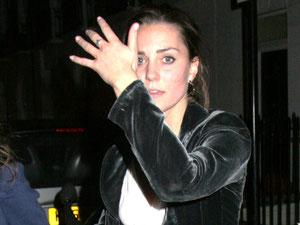 Kate Middleton London UK