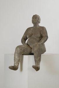 2001, 60 x 31 cm, Beton