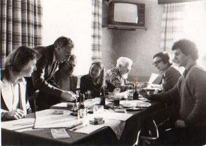Altenberg-Seminar m. Konrad Lorenz,1982