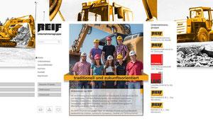 Strategisches Marketing, Fotografie, Sloganentwicklung, PR-MAßnahmen, Anzeigen und Website für die gesamte Unternehmensgruppe