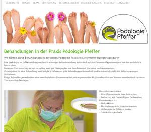 Podologie-Pfeffer, Linkenheim-Hochstetten