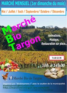 Marché Targon
