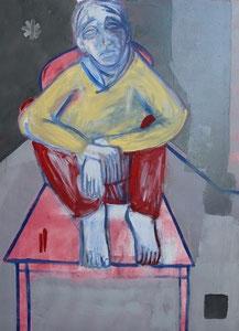 Hervé, 2016,  160 x 130 cm