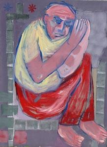 Golem, 2016, 160 x 130 cm