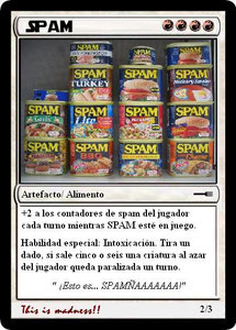 Carta Spam