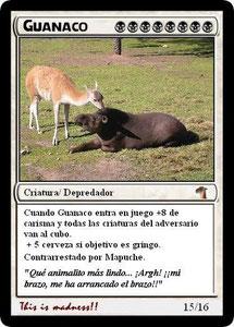 Carta Guanaco