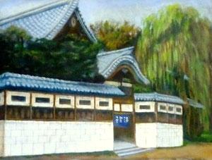 Y.Hさん作 風景油彩