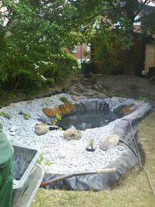 Korfmacher Gärten Teichbau