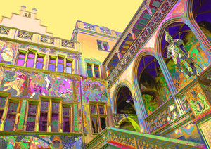 Rathaus golden
