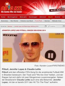 Pitbull, 89,0 RTL