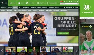 VFL Wolfsburg, 09.03.2015