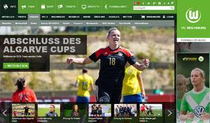 VFL Wolfsburg, 11.03.2015