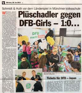 DFB Frauen, TZ