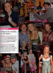 Monica Ivancan, OK Magazin 42/2013