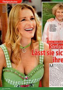 Stefanie Hertel, Frau aktuell, 30/2013