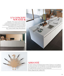 HOME MAGAZINE, DINDON MAGNETIK < MARCH 2013