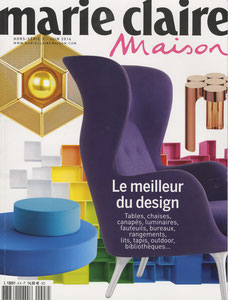 MARIE CLAIRE MAISON - SPECIAL ISSUE - JUNE 2014