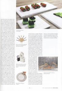 TABLE & CADEAU - PORTRAIT - NOVEMBER 2014