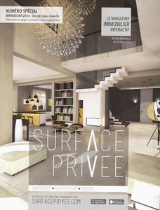 SURFACE PRIVEE MAGAZINE < PORTRAIT  < MARCH 2016