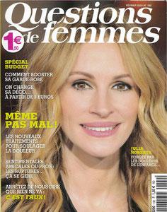 QUESTIONS DE FEMME - MAGNETIK TURQUEY < FEBRUARY 2014