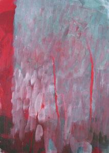 Eitempera auf Papier, 70X100, 2015